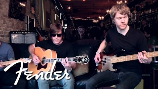 """Fender Live: Emery Performs """"I Never Got to See the West Coast"""""""