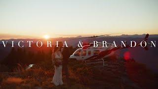 Victoria + Brandon | Wedding