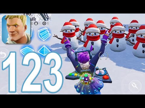 Fortnite - Gameplay Walkthrough Part 123 - Solo Win (iOS)