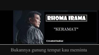 Rhoma Irama - Keramat (LIRIK)