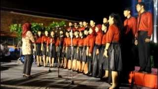 Six Chorales (Paduan Suara) - Indonesia Jaya dan Kota Cirebon