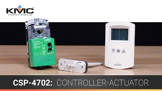 CSP-4702 Controller-Actuator Overview
