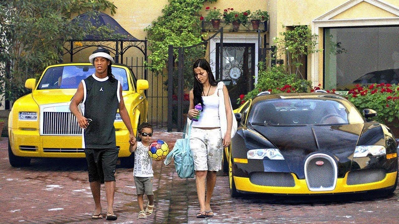 Así es la Lujosa Vida de Ronaldinho en 2020