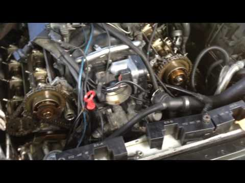 BMW M62tu Complete Engine Timing Procedure After Timing chain Guide Failure 540i 740i x5 E53
