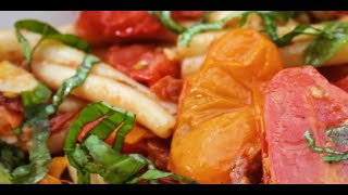 Recipe For Easy Pasta - The Best Homemade Pasta You