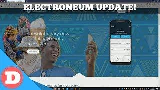 Electroneum Update! - Cloud Mining, MWC 2019 & IOS App