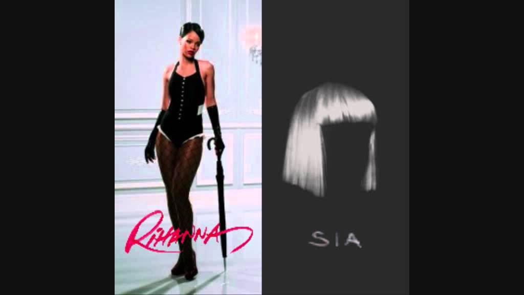 Under My Chandelier Rihanna Umbrella Vs Sia Grave Danger Mashup