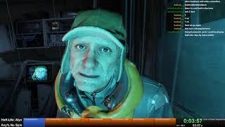 Half-Life: Alyx Any% Speedrun in 35:17