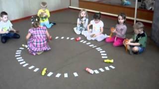 Общеэстетическое развитие, занятие с детьми 4-5 лет