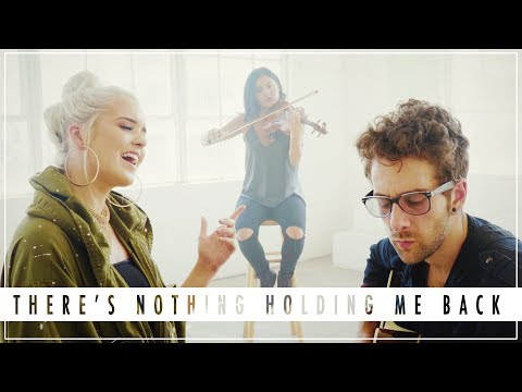THERE'S NOTHING HOLDING ME BACK - Shawn Mendes | KHS, Macy Kate, Will Champlin COVER