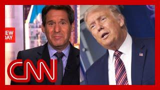 'Um, wow': Berman stunned by Trump's briefing remarks