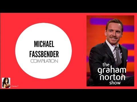 Michael Fassbender on Graham Norton