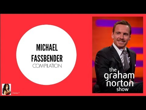 Michael Fassbender on Graham Norton