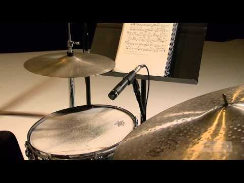 How to: play a jazz tune on drumset