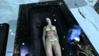 Skyrim: Reanimating Lydia?