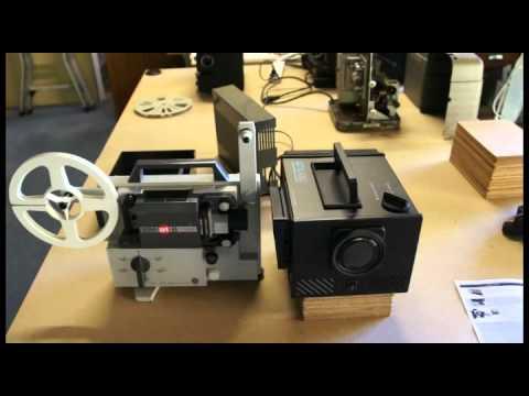 8mm transfer machine