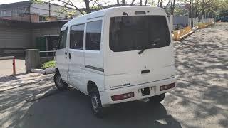 Mitsubishi Minicab Miev U67V-0003185 2013г