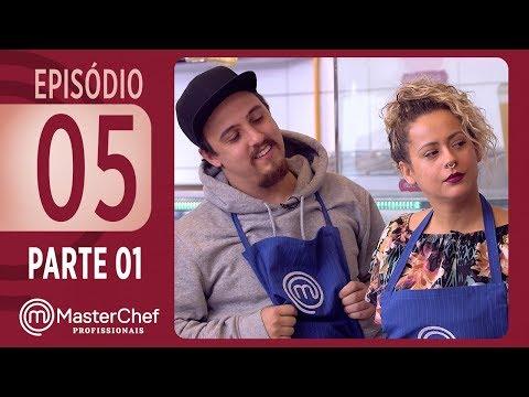 MASTERCHEF PROFISSIONAIS (03/10/2017) | PARTE 1 | EP 05 | TEMP 02