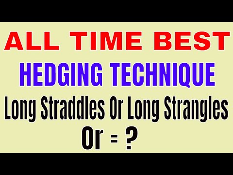 Long Straddle and Strangle Options Strategies -Best Option Hedging Technique In Stock Market – HINDI