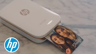 Olivia Jade Creates Perfect Prints | HP Sprocket Photo Printer | HP