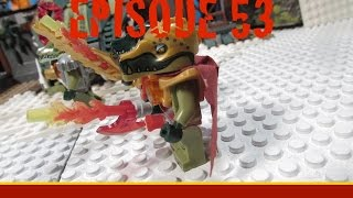 LEGO Chima episode 53 - Icy Death