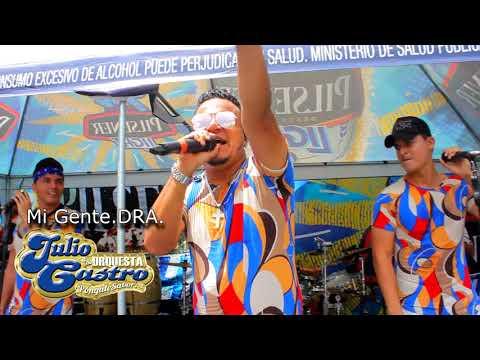 Mi Gente versión cumbia - Julio Castro y su Orquesta Pongale Sabor Video Oficial 4K