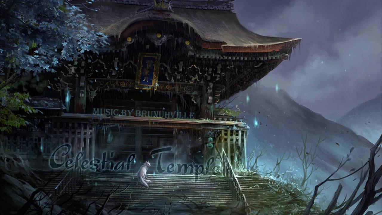 Wallpaper Chucky 3d Fantasy World Music Celestial Temple Youtube
