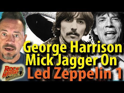 Engineer:Producer Glyn Johns Says Mick Jagger & George Harrison Disliked  Zeppelin I Mp3