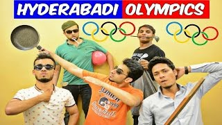 Funny Olympics l Hyderabadi Comedy l The Baigan Vines