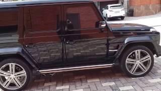 Mersedes G-Class Brabus Авто гелик