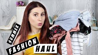 Καλοκαιρινό fashion haul & Try on | Summer Fashion Haul | DoYouSpeakGossip?