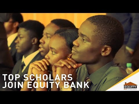 Top scholars join Equity Bank