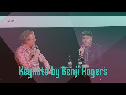 Keynote by Benji Rogers // INES#conference at Sonic Visions Mp3