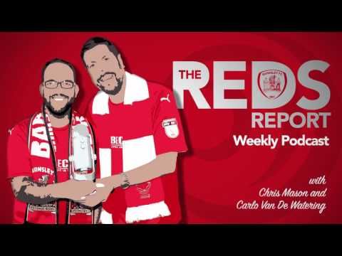 THE REDS REPORT: Friday 3rd March 2017!