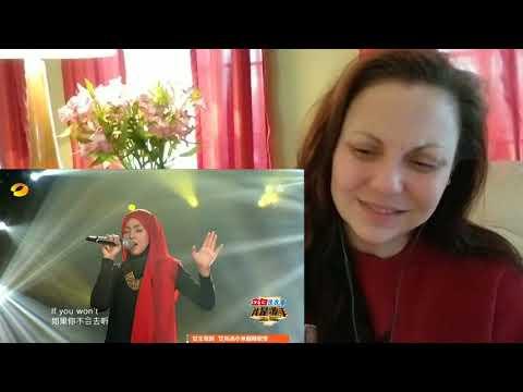 Shila Amzah REACTION (Listen)
