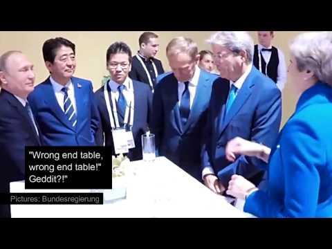 A Funny G20: Satire à la Hamburg Summit 2017