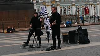 �������� ���� Би2 cover. Константин Колмаков #street_x, Никита Дёмин #nikedemin ������