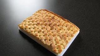 капустный пирог. Украшение пирога. Дрожжевой пирог рецепт