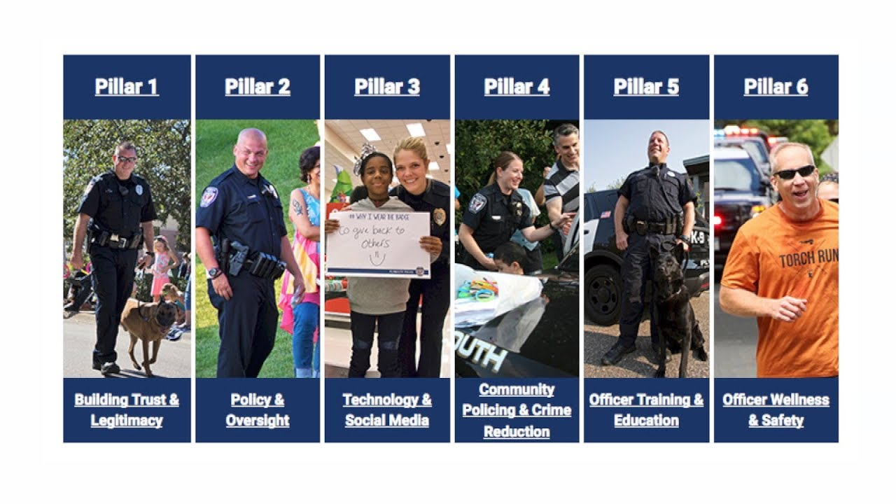 Policing in the 21st Century Community Policing