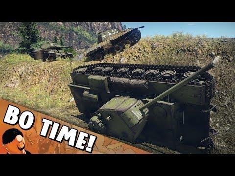 "War Thunder - KV-220 ""Just One Of Those Days"""