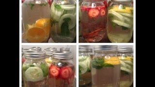 [how To] Make Your Own Homemade, Natural Vitamin Water - Super Easy!