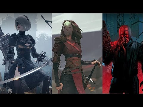 The 2017 Video Games of Honorable Mention