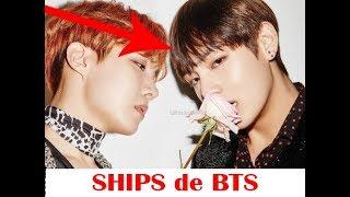 DESCUBRE los 10 MEJORES SHIPS de ♥BTS♥  /según la Nación Army/ OPPASEMPAI