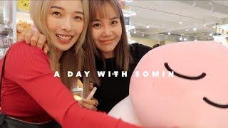 GIRLS DAY IN GANGNAM ft. Somin from KARD!