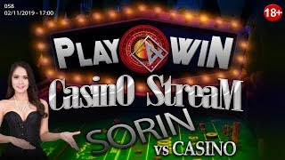 JUCĂM CASINO nr:058 / BONUS HUNT/ Sorin vs Casino / Casino Romania / DETALII IN DESCRIERE↓