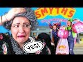GRANNY Said YES to EVERYTHING Kids Want For 24 Hours Challenge!!!