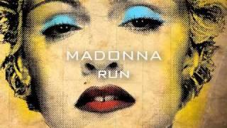 Madonna - Run (FULL SONG) & Broken (Acoustic Demo)