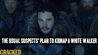 Why Hasn't There Been a Rebellion In King's Landing Yet?: Ep 5 - Eastwatch (Game of Thrones Review) by : Cracked