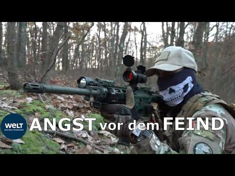 DIE TRUMP-KRIEGER: US-Milizen - Hochgefährlich und schwer bewaffnet