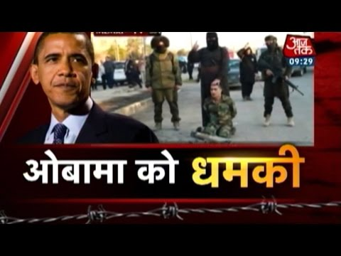 ISIS threatens to behead Obama at White House